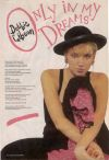 Debbie Gibson-OnlyInMyDreams-Lyrics_Sheet